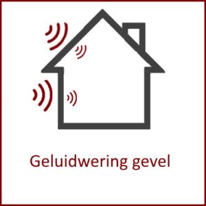 bouwakoestiek - geluidwering gevel
