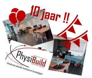 10jaar-PhysiBuild